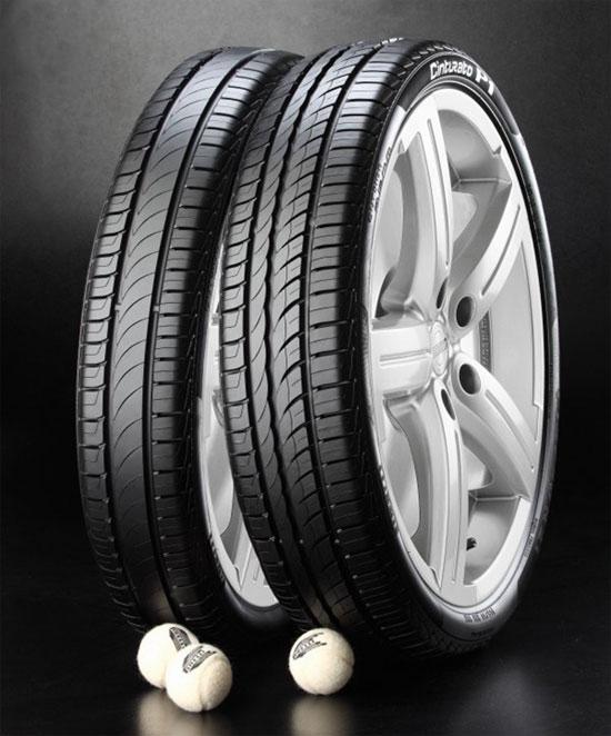 Pirelli покажет во Франкфурте спецверсию шин Cinturato P1
