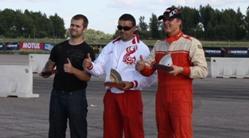 "08.2009 Результаты 4ого eтапа ""HGK Speed Drift"" в Вайнёде"