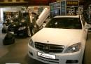 Kompānija Latakko izstādē «AUTO EXOTICA 2008»