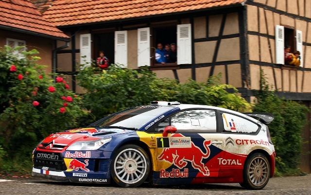 Karteja Sebastjana Leba uzvara Pasaules rallija aempionata ar Pirelli riepam