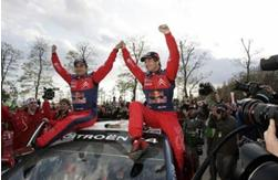 Sebastians Lebs uzvar Pirelli Star Driver programmas pirmizrādes rallijā