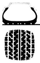 Почему так важно правильное давление в шинах?