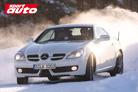 SportAuto: Sportisku ziemas riepu tests 225/45R17