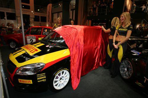 Pirelli pagarināja līgumu ar Lielbritānijas rallija rīkotājiem