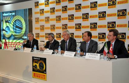 Pirelli открыла цех по производcтву шин для Formula 1 в Турции