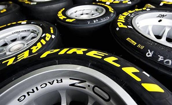 Pirelli предcтавит шины для чемпионата мира Формулы 1