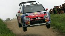 08.2009 Компания Pirelli разработала cпециальные шины для Ралли Финляндии