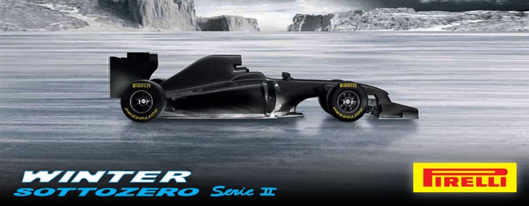 Padangos Pirelli Winter Sottozero Serie II