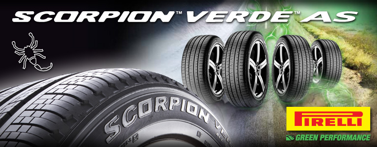 Scorpion Verde All Season