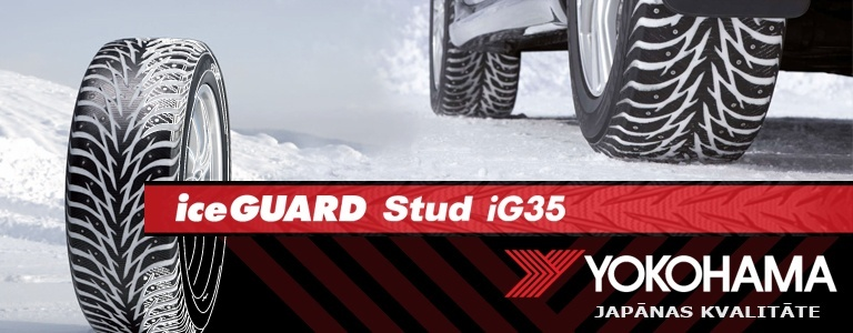 ICE GUARD STUD (IG35)