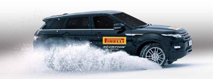 Pirelli Scorpion Winter rehvid