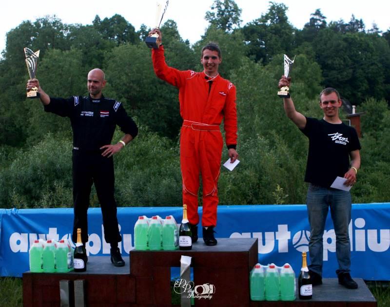 Ingus Jekabsons, Champion