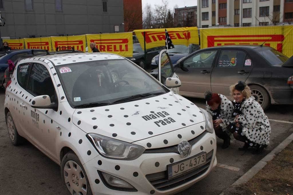Кто позаботится о безопасности женских автомобилей?