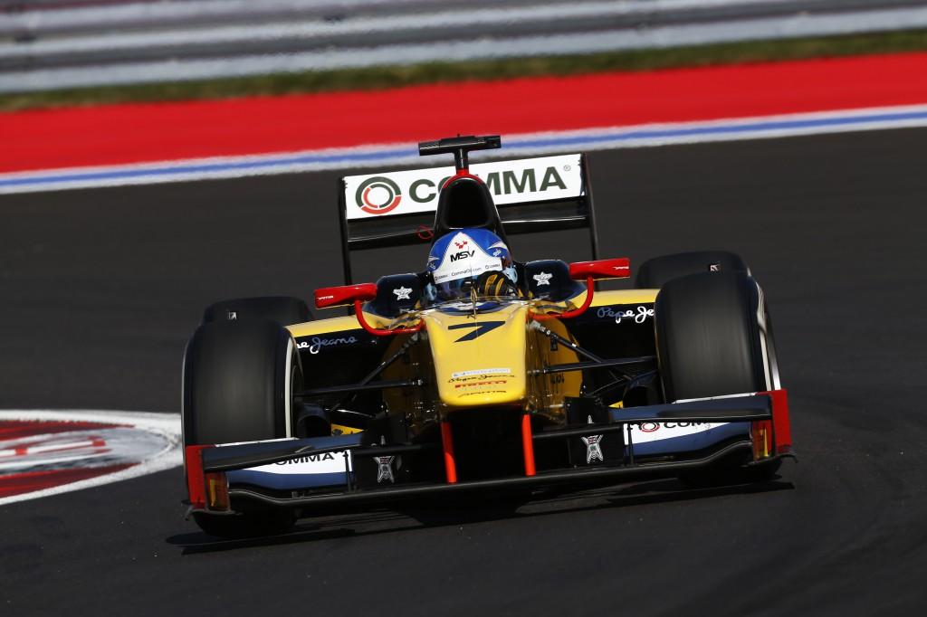 Comma piloot võitis 2014. aasta rahvusvahelise GP2 meistrivõistluse sarja