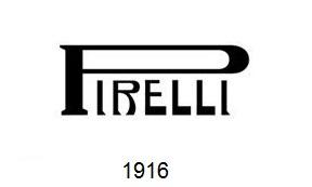 Pirelli 1916