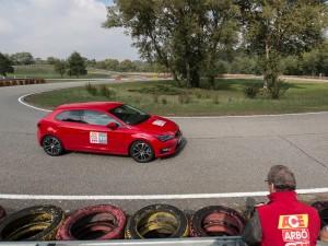 ACE/GTU/ARBO: Тест летних шин размера 225/45 R17 (2014)