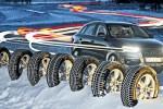 AutoBild: тест зимних шин для полноприводных автомобилей  235/55R17 (2012))