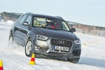 Žurnalas AutoBild: žieminių padangų, skirtų automobiliams, kurių visi ratai varomieji, testas (2012)