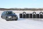 Auto Zeitung тест зимних шин для внедорожников в размере 235/55R17 (2012)