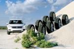 Auto Bild Allrad: Apvidus auto riepu tests izmērā 235/55R17