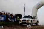 Самым быстрым на шестом этапе Чемпионата Латвии по ралли оказался Воробьев