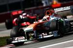 F1 Kanada Grand Prix' 2013