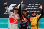 F1 Malaizijas Grand Prix