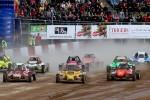 Янис Бокс занял четвертое место на первом этапе европейского чемпионата по автокроссу в Мусе