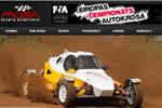 FIA Eiropas autokrosa čempionāta pirmais posms Bauskā