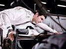 Pedro de la Rosa turpina Pirelli F1 riepu testus Spānijā