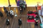 Открытие зимнего сезона Pirelli Key Point в торговом центре Rīga Plaza