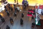 Pirelli Key Point ziemas sezonas atklāšana T/C Rīga Plaza