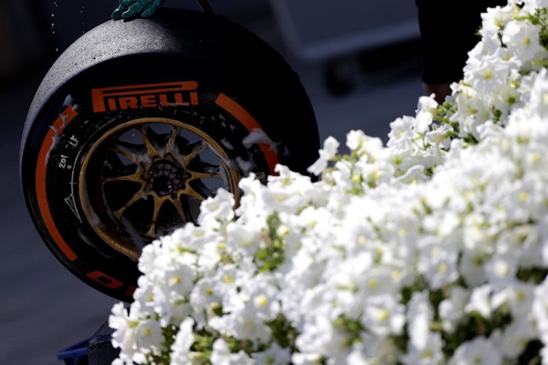 Pirelli: Характеристики новых шин для F1 соответствуют ожиданиям