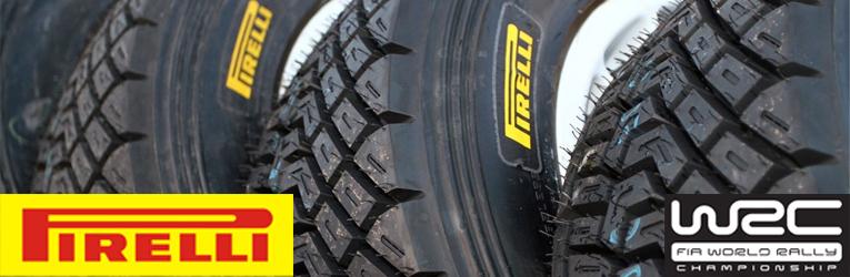 Pirelli возвращается в WRC
