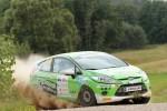 Rallijā Kurzeme 2013 triumfē Gross, Vorobjovs finišē piektais