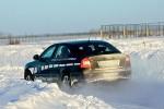 За рулем тест зимних шин 205/55R16