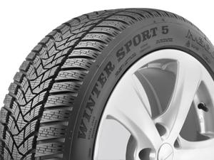 Dunlop winter sport 5 test
