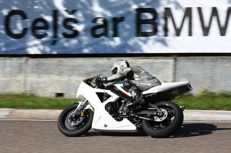 Международные соревнования по мотогонкам в Бикерниеки