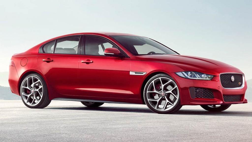 Pirelli укомплектовала новый седан Jaguar XE