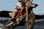 Карро занял десятую строчку на очередном этапе Чемпионата мира по мотокроссу MX1