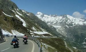 Как подготовить мотоцикл к путешествию