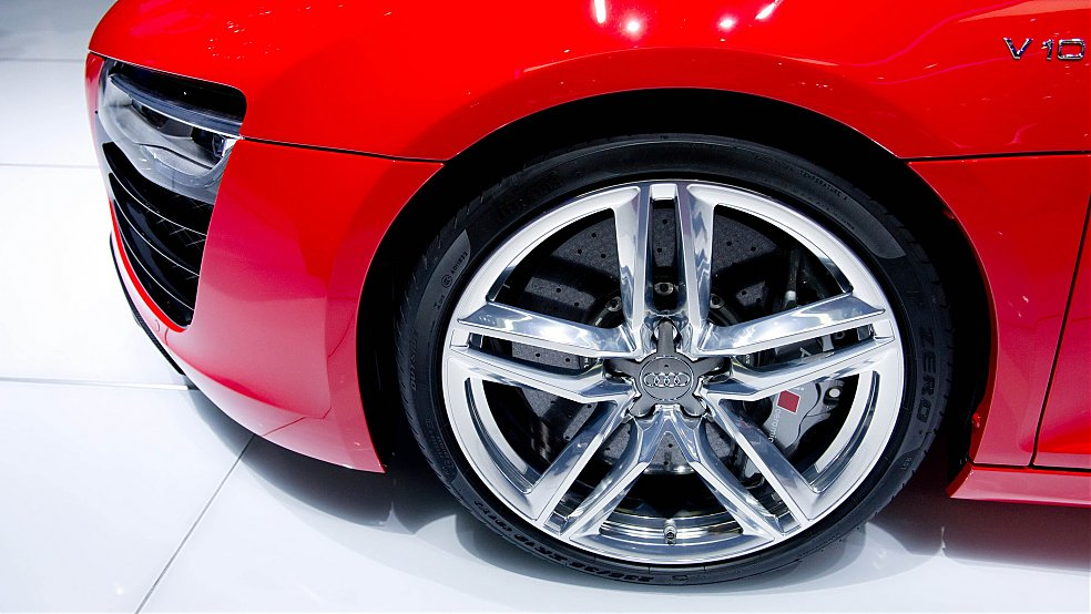 Pirelli radijis riepas Audi