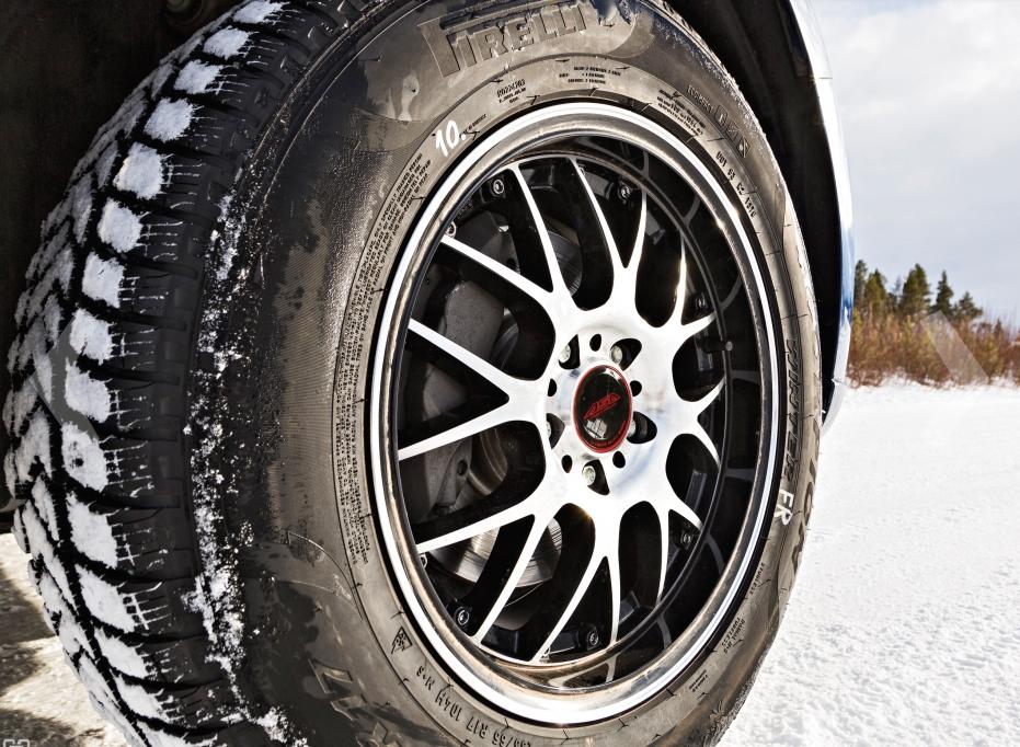 Auto Zeitung Allrad: Тест зимних шин размера 235/65 R17 для внедорожников (PSW-1/14)