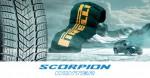 Ziemas riepas Pirelli Scorpion Winter