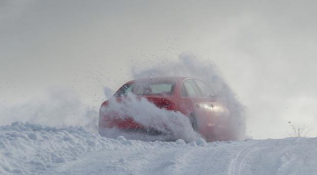 Sport Auto: Žieminių 225/45 R18 dydžio padangų testas (PStz3-1/14)