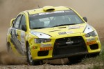 Rally Talsi desmit komandas starts ar Pirelli riepm
