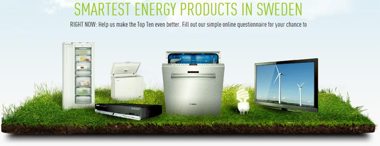 Шведский сайт о самых энергоэффективных продуктах добавил категорию «шины»