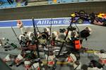 F1 Гран При Сингапура 2012