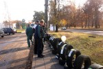 В Литве открыт первый шинный центр Pirelli Key Point