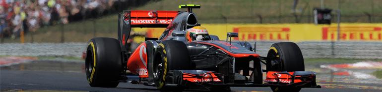 Trases, sacīkstes un testi F1 2012 gada sezonā